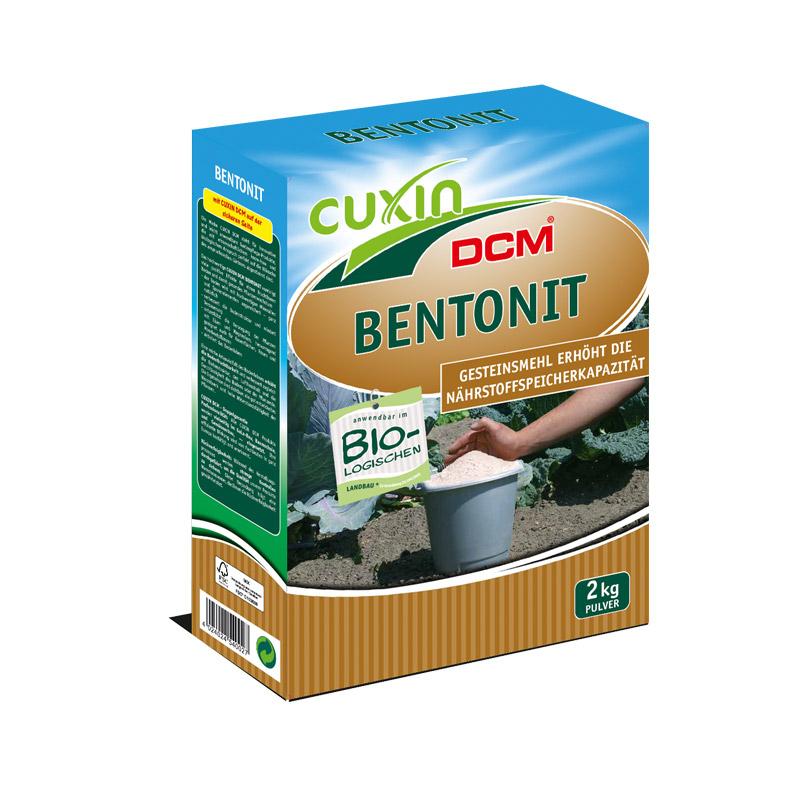 Cuxin Bentonit Pulver 2kg - Dünger - Produkte - Moos-weg Shop