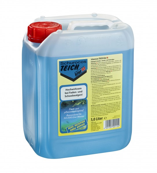 TEICH-klar M 10 Liter Kanister